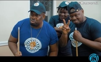 COMEDY VIDEO: Mr. Macaroni  - Stingy Men Association
